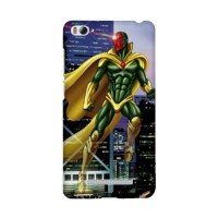 Casing Vision Marvel Superhero Xiaomi Mi 4i/4c Custom Case Hp