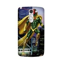 Casing Vision Marvel Superhero LG G3 Stylus/LG G4 Case Hp
