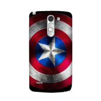 Captain America Marvel Superhero LG G3 Stylus/LG G4 Custom Casing Hp