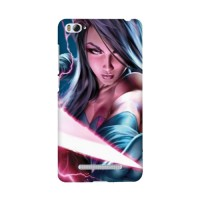 Casing Psylocke Marvel Superhero Xiaomi Mi 4i/4c Custom Case Hp