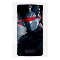 Cyclops Marvel Superhero Oppo R3/Find 5 Custom Casing Hp