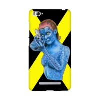 Casing Mystique X-Men Superhero Xiaomi Mi 4i/4c Custom Case Hp