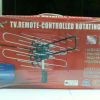 Antena tv luar Sanex wa850tg dengan remote control