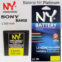 Baterai NY Platinum SONY XPERIA BA950 / ZR / M36 / C5502