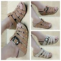 Sandal Wedges Murah / Selop Wedges Murah / Sandal Wanita Wedges