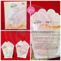 Baby Foot Korea / Baby Foot Masker Kaki Ori Thailand
