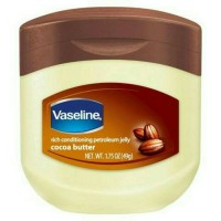 Vaseline Petroleum Jelly Cocoa Butter USA 49 Gr