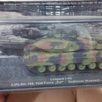 Leopard II A5 Diecast Metal Deagostini 1:72 German MBT tank