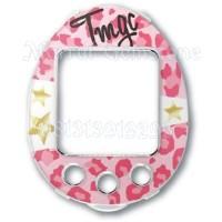 harga New Bandai Tamagotchi 4u/4u+ Cover Pink Leopard Style Tokopedia.com