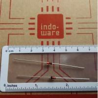 12v Dioda Zener 1w 1N4742 Diode 12 v 1 1.0 1,0 w IN4742 DIP DO-41