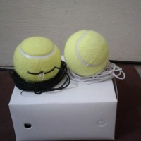 Bola Tenis Bertali untuk latihan tenis lapangan
