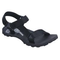 Sendal Pria / Sandal Slip On / Wedges Warna Black JJ 061