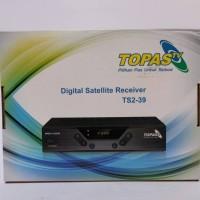 ReceiverTopas Gratis 2 Tahun All Channel Mpeg4 TS2-39 Ada Port HDMI