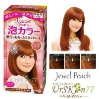 Liese Prettia Japan New Packaging #Jewel Peach