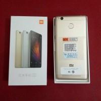 Xiaomi Redmi 3s [ram 2/16 Gb] Original Garansi Distributor 1 Th