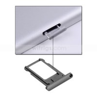 iPad Mini / Mini 2 Retina - Sim Card Tray Holder - Black(Grey)