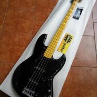 Gitar Bass Fender Jazz Bass Marcus Miller 4st (Black)