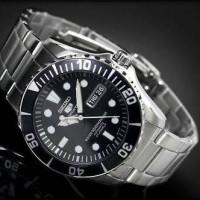 Jam tangan pria Seiko original 5 SNZF29K1 ( quicksilver ac )