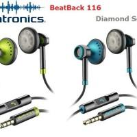 Headset Stereo Plantronics Backbeat 116 Original Suara Mantap!!