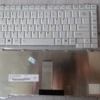 Keyboard Toshiba Satelite L510 A200 M200 M205 M300 M305 L310 Putih