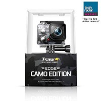 Isaw Edge Camo Edition Action Camera 4k