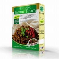 Rendang Jamur Tiram (Makanan Instan)
