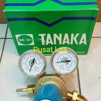 Regulator Oxygen untuk Tabung Las Oksigen Tanaka