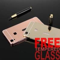 harga Hardcase Mirror Metal Bumper Acrylic at Back Hard Case Vivo V3 Tokopedia.com