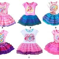 Jual Pakaian/Baju/Dress Anak Tutu Little Pony Murah