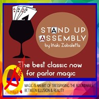 SULAP STAND UP ASSEMBLY BY VERNET MAGIC