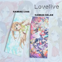 WALLET ANIME LOVE LIVE