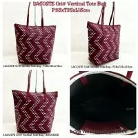lacoste bag original tas wanita tote bag tas lacoste shoulder bag