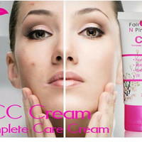 CC Cream Fair n Pink ORIGINAL - Fair n Pink Complete Care Cream