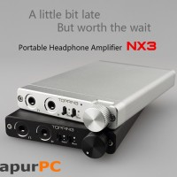 Portable Headphone Amplifier Topping NX3