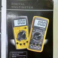 Alat Service Hp & Tablet/Multitester Digital MEL-V DT-9205A/Avometer