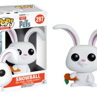 Funko POP! Movies The Secret Life Of Pets - Snowball #297