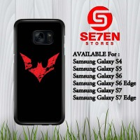 harga Batman Beyond logo Casing Samsung Galaxy S4,S5,S6,S6,S7 (Case Cover Hp Tokopedia.com