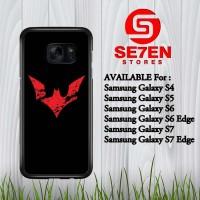 harga Batman Beyond logo Casing Samsung Galaxy S4,S5,S6,S6,S7 (Case Cover Hp Tokopedia.com