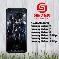 harga batman v superman dawn of justice Casing Samsung Galaxy S4,S5,S6,S6,S7 Tokopedia.com