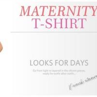 harga GAP Maternity Short Sleeve T-Shirt (Cross Label)/ Baju Hamil Tokopedia.com