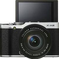 NEW KAMERA FUJI FILM X-A2 LENSA KIT 16-50mm FUJIFILM XA2 / XA 2 / X A2