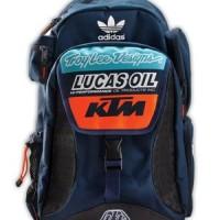 Tas Ransel Racing Backpack Tld - Troy Lee Designs Ktm Lucas Oil Bag