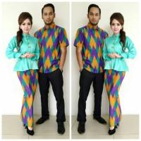 Batik Couple Kutubaru Rang2/seragam/setelan