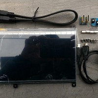 ODROID-VU7 Plus: 7inch 1024 x 600 HDMI display
