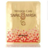 snail mask wrinkle care by IPKN New York