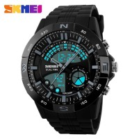 Jual ORIGINAL SKMEI CASIO LED SPORT - JAM TANGAN PRIA ANTI AIR OUTDOORS Murah