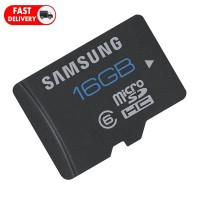Memory Card Samsung Micro SD 16GB, Samsung Micro SDHC, Samsung Microsd