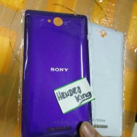 casing tutup belakang Sony xperia C ( c2305)