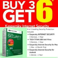 Kaspersky Internet Security 2016 3 User