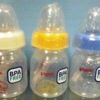 Jual Pigeon Botol Susu 50 ml ECO nipple silicone BPA FREE Murah